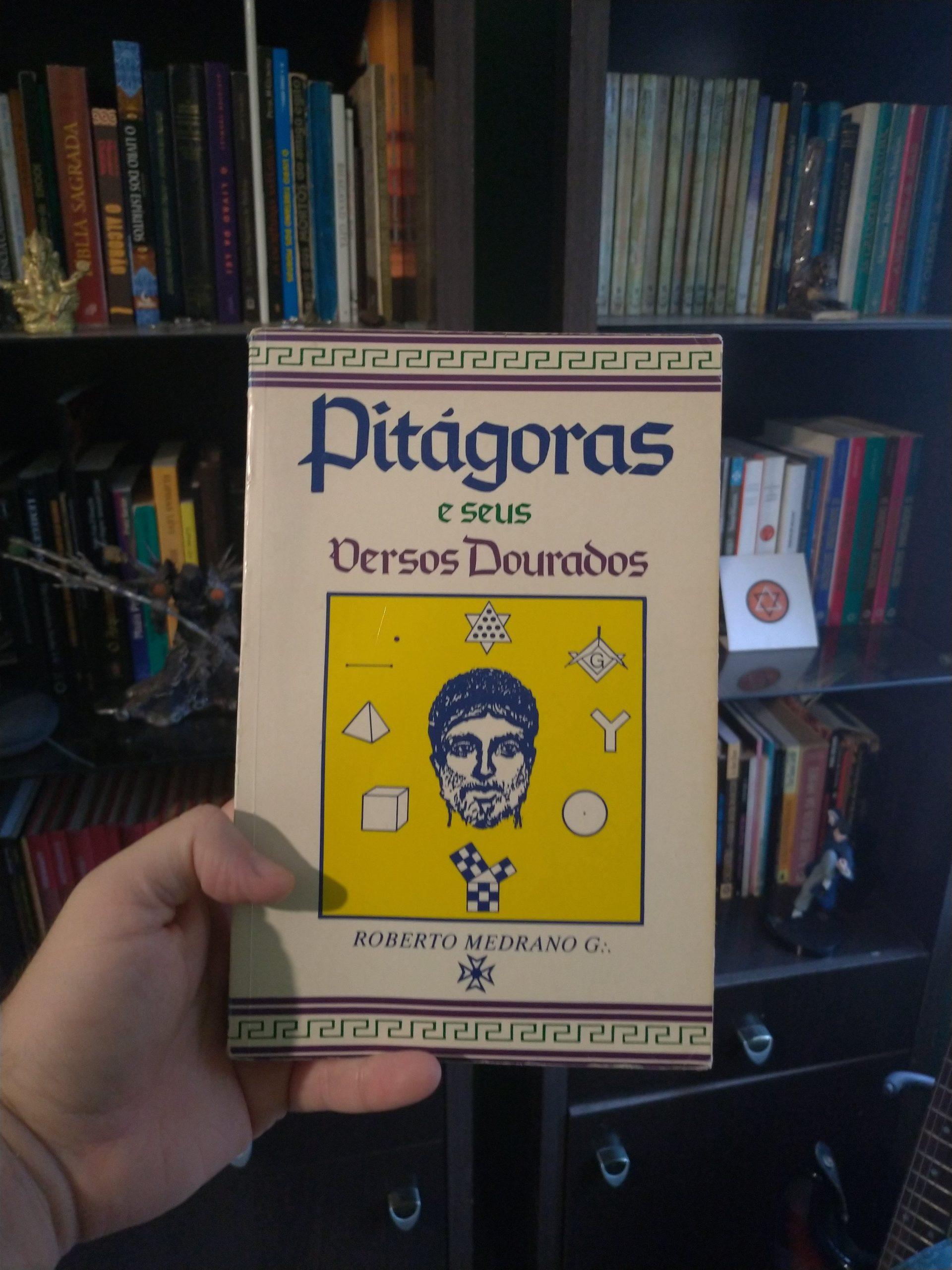 Pitágoras e seus versos dourados