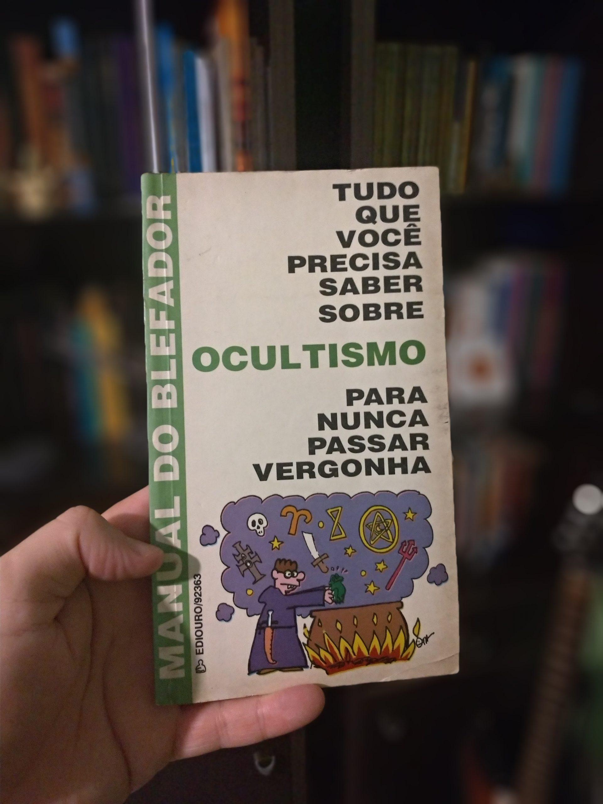 Manual do Blefador – Ocultismo