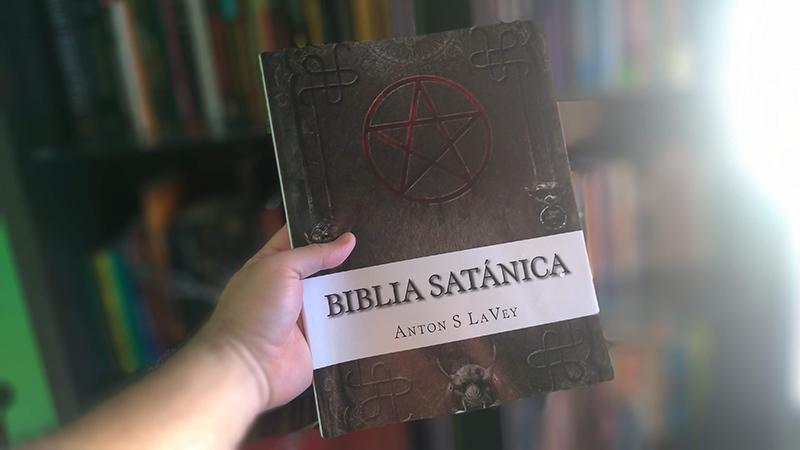 Biblia Satanica - destacada