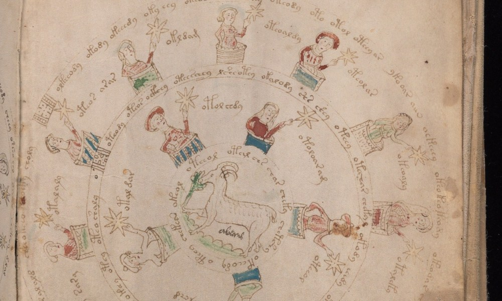 O Misterioso Manuscrito Voynich