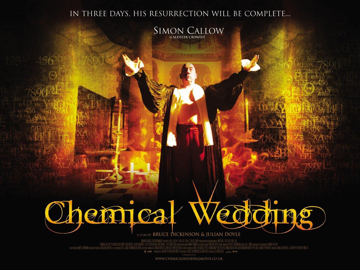 Filme Chemical Wedding – Videoteca Hermética
