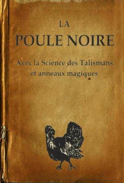 A Franga Preta – Com a Ciência dos Talismãs e Anéis Mágicos