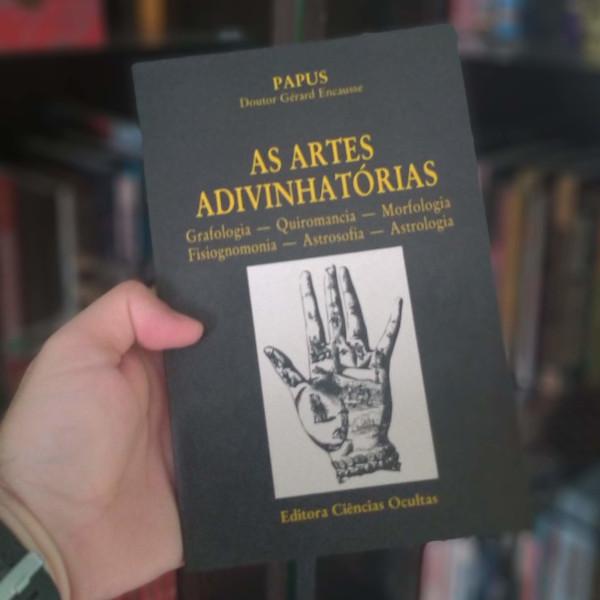As Artes Adivinhatórias – Papus