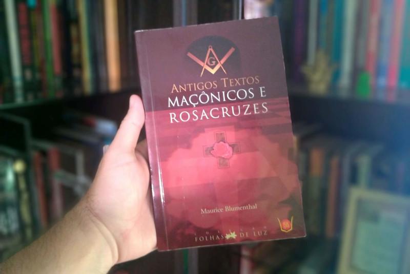 Antigos Textos Maçônicos e Rosacruzes