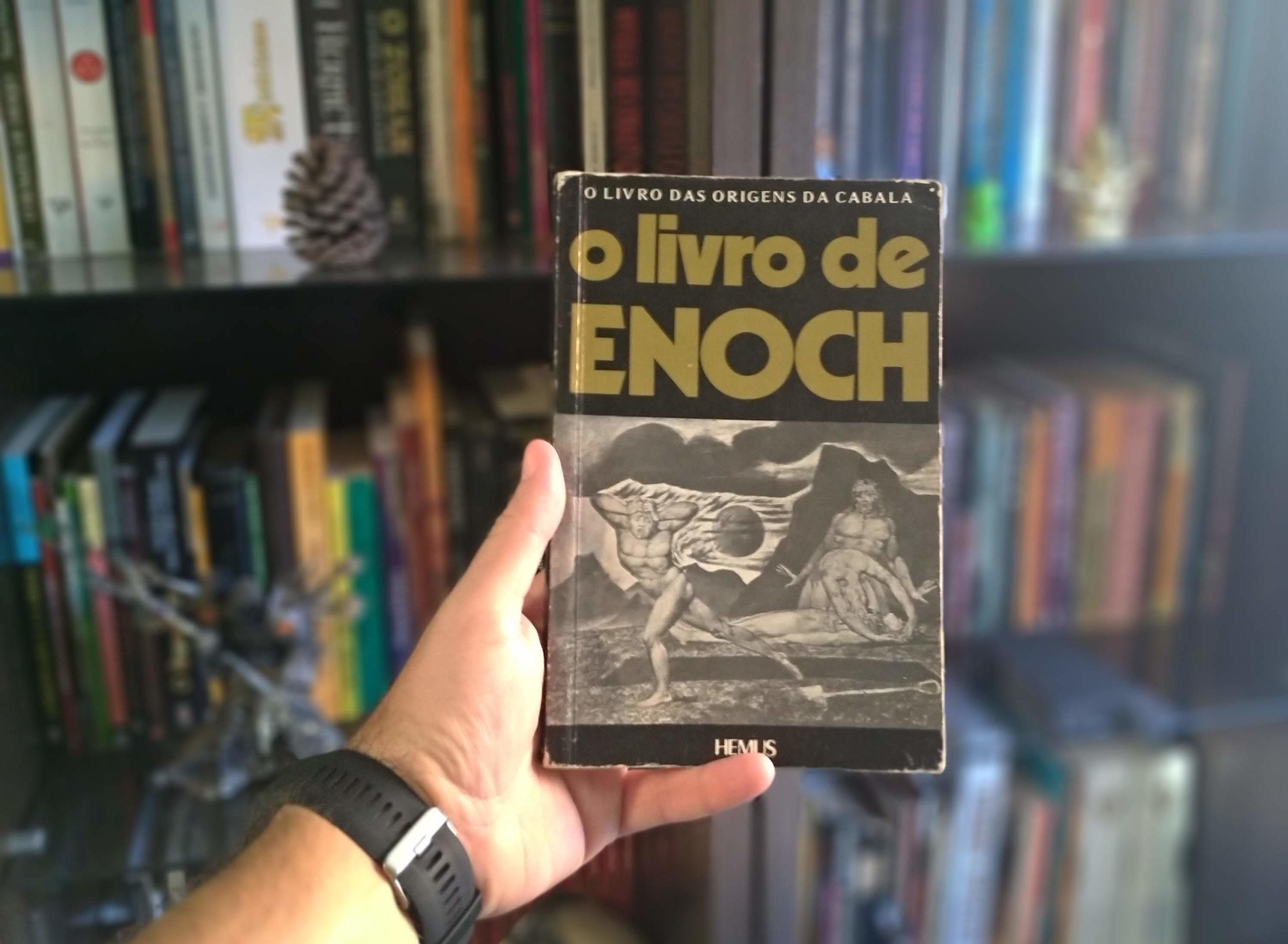 O Livro de Enoch – O Livro das Origens da Cabala