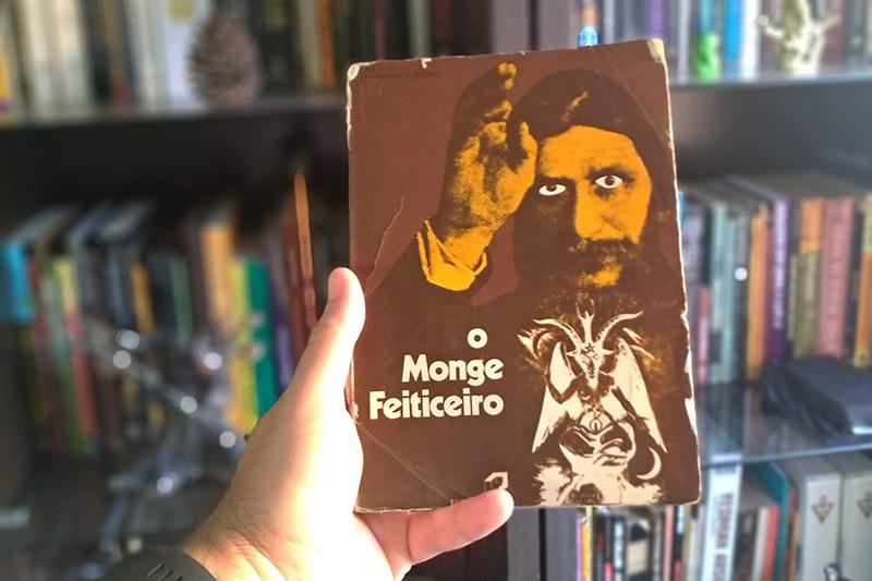 O Monge Feiticeiro – Biografia de Rasputin