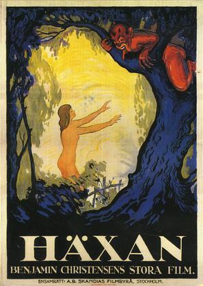 Haxän – A Feitiçaria através dos tempos(1922) – Videoteca Hermética