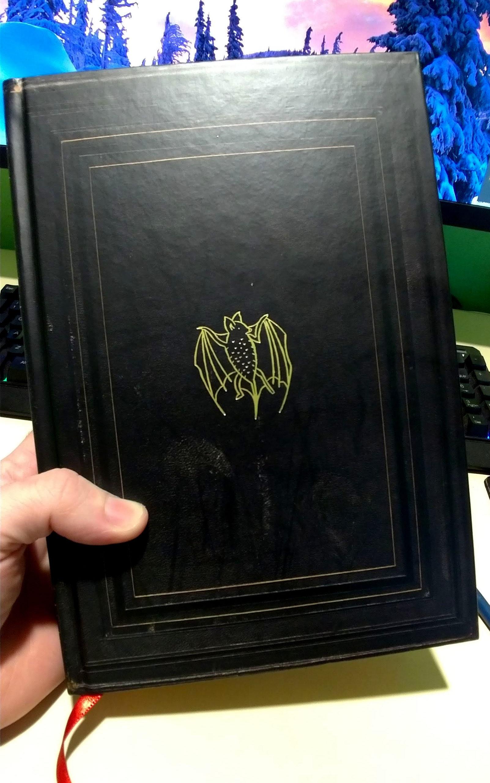 Capa do Livro Drácula