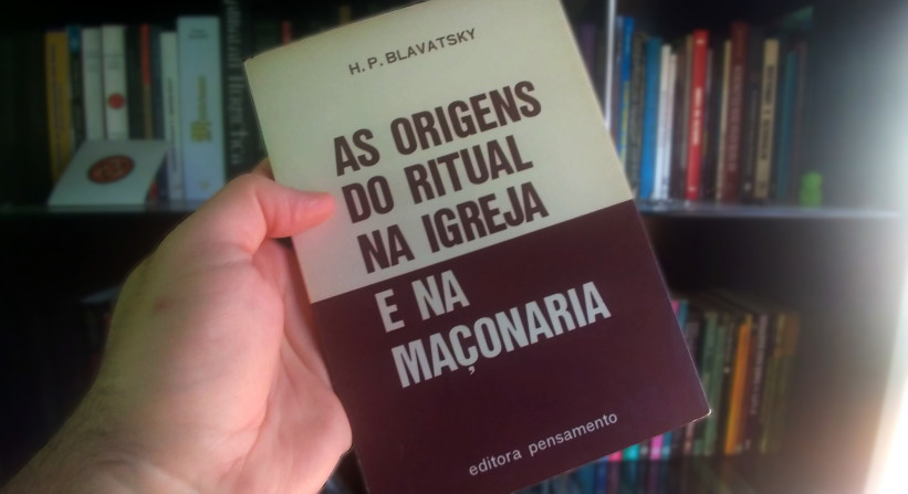 As Origens do Ritual na Igreja e na Maçonaria – PDF