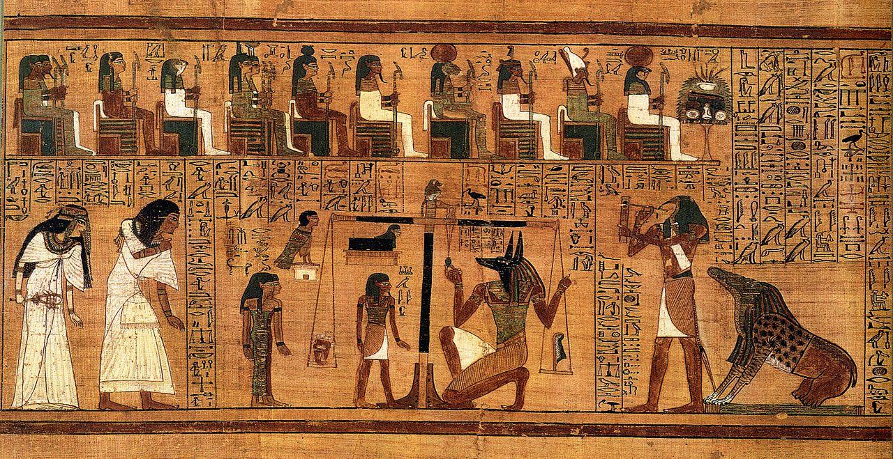 A Alma Egípcia