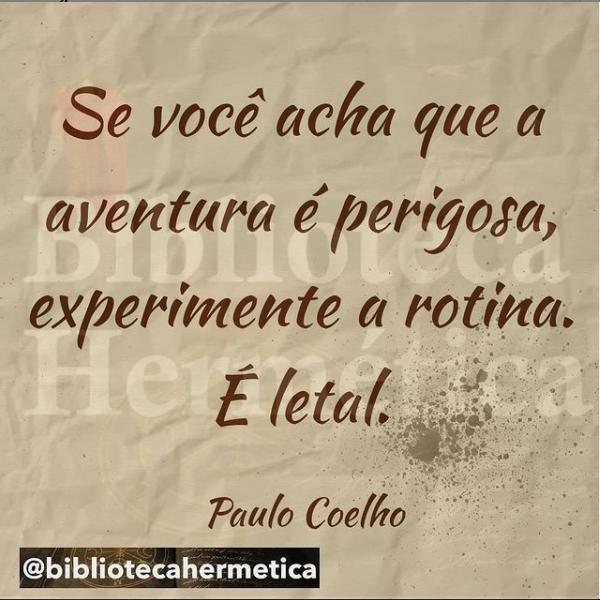 Paulo Coelho – Frases