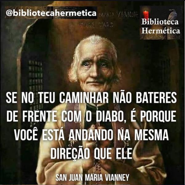 San Juan Maria Vianney – Frases