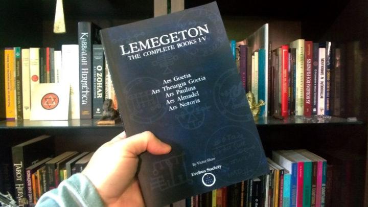 Lemegeton – The Complete Books I-V
