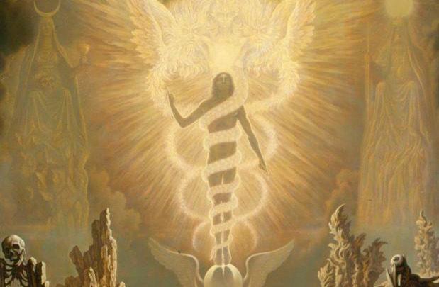 The Vision of Hermes Trismegistus – Johfra Bosschart