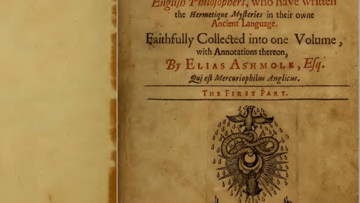 Theatrum Chemicum Britannicum