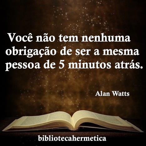 Alan Watts – Frases