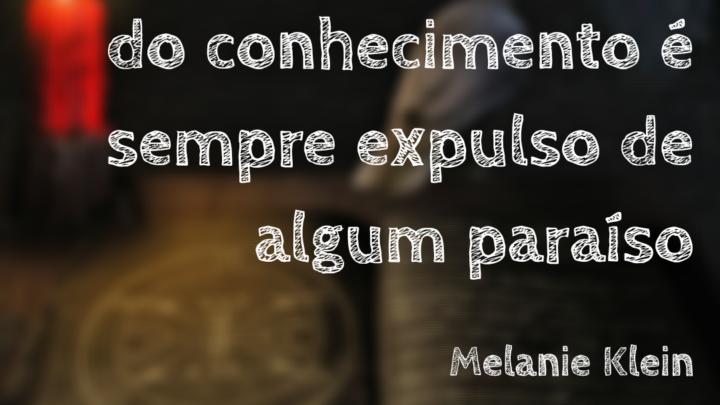 Melanie Klein – Frases